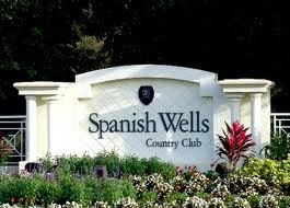 Spanish Wells Sign