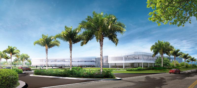 THE HERTZ CORPORATION HEADQUARTERS CAMPUS DESIGN