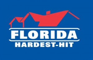 Florida Hardest Hit Logo