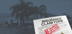 Hurricane Insurance Loss Denied-Graphic