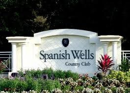 Spanish Wells Sign