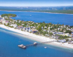 Fort Myers Beach-Aerial Photo