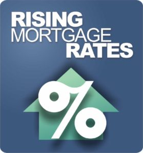 Rising Mortgage Interest Rates-Graphic